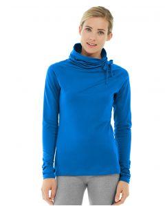 Josie Yoga Jacket-XL-Blue