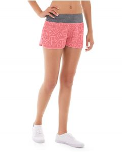 Erika Running Short-31-Red